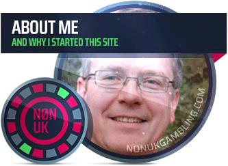 Non UK Gambling author image