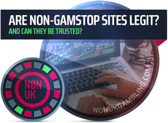 image of non-gamstop sites being legit or not