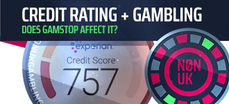 credit rating and gamstop gambling header image