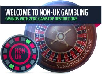 Non UK Gambling welcome image