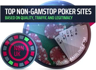 top non-Gamstop poker sites