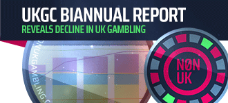 UKGC Biannual Report Reveals Decline in Overall UK Gambling Revenues
