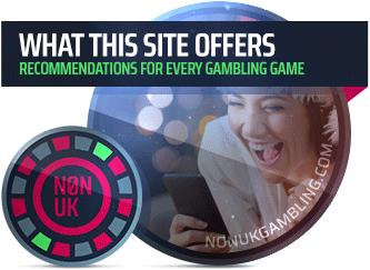 Non UK Gambling what we offer image