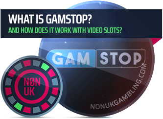 image of what gamstop is and how it works with video slots